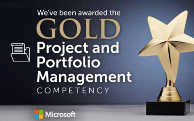 848 achieves another Microsoft Gold competency in Project and Portfolio Management (PPM)
