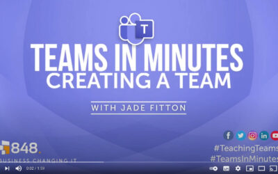#TeachingTeams​: How to create a new team on Microsoft Teams