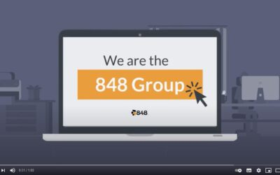 We are the 848 Group… get to know us!