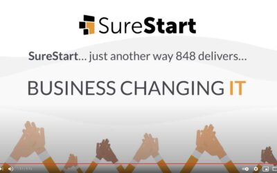 What is 848 SureStart? An effective way to deploy Dynamics 365 from a Microsoft Gold Partner