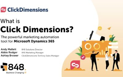 What is ClickDimensions – On Demand Webinar