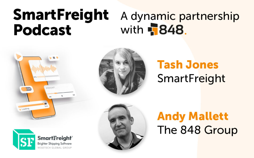 SmartFreight podcast – Forming a dynamic partnership