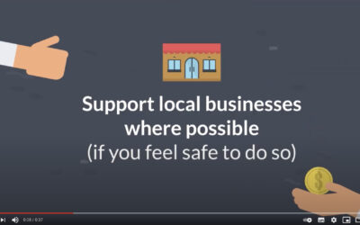 At the 848 Group, we're encouraging everyone to #SupportSmallBusiness