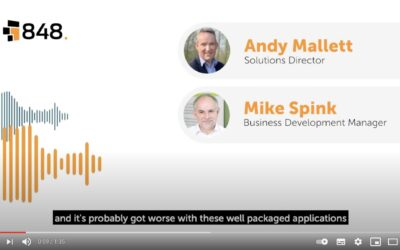 #848Talks… business applications and the problems you may face if your IT partner is product-led