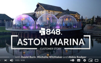 #CustomerStory: 848 deliver digital transformation to Aston Marina to boost agility and connectivity