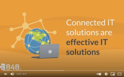 #IntegrationIsKey: Why connected IT solutions are the most effective IT solutions.