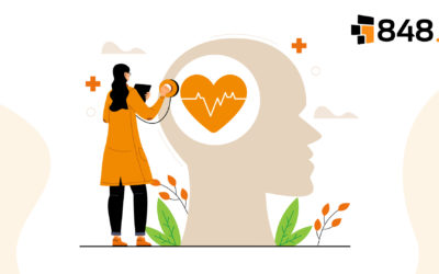 World Mental Health Day – supporting good mental health and well being at 848